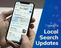 Búsqueda local de nuevas funciones relacionadas con COVID-19