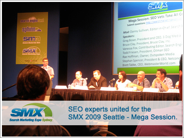 SMX Seattle 2009
