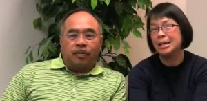 What Clients Say About Milestone Inc. - Cindy & Kirk Lok