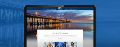 Milestone Internet Marketing - Corporate Websites Design Portfolio