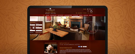 Milestone Internet Marketing - Premium and Luxury Hotel Websites Design Portfolio