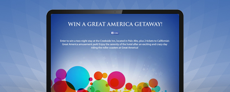 Social Media Sweepstakes Case Study