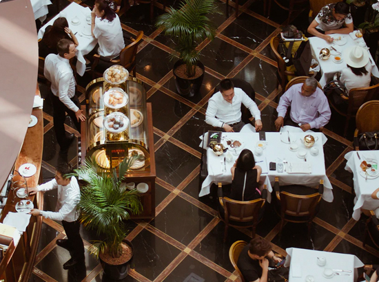 Restaurants Websites in Milestone CMS
