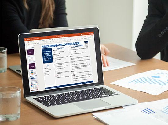 Digital Marketing Plan for Content