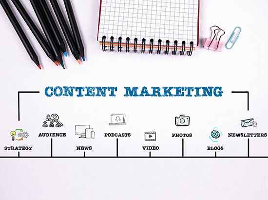 SEO-optimized content marketing