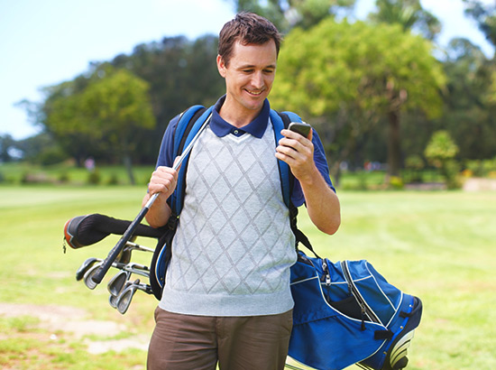 Promote off course and on course - Milestone Inc.