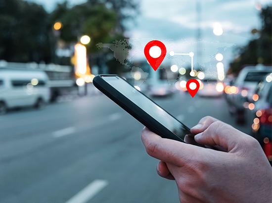 Accurate location information - Healthcare