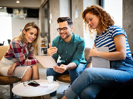 Data-driven paid marketing