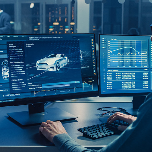 Automotive Digital Marketing - Milestone Inc.