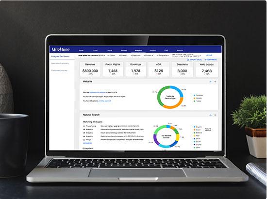 Milestone Analytics & Insights