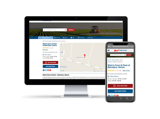 Showcase Your Locations with Milestone CMS