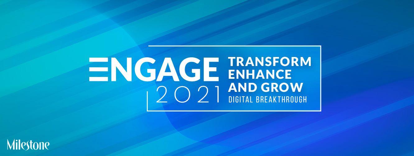 Engage 2021 Website