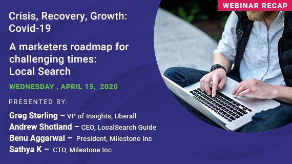 Covid-19 Crisis-Recovery-Growth: Local Search Strategy
