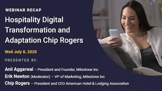 Hospitality Digital Transformation and Adoption with Chip Rogers