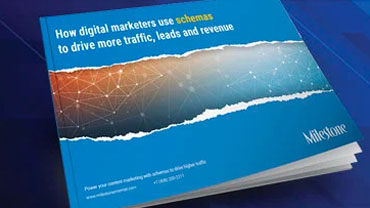 Digital Marketers use schemas to drive more traffic