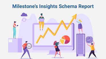 Milestone's Insights Schema report