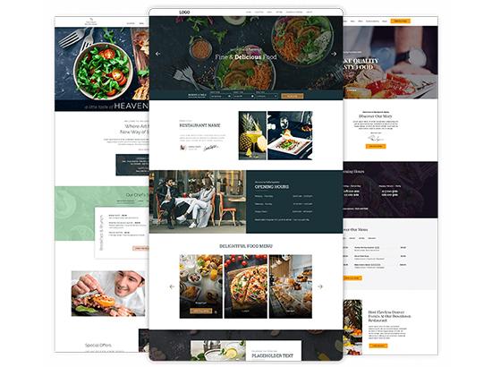 Milestone restaurant websites
