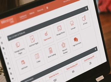 Milestone Content Management System