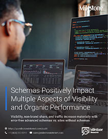 Schemas Positively Impact Multiple Aspects of Visibility and Organic Performance